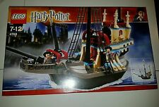 Brand New Lego Harry Potter 4768 The Durmstrang Ship sealed