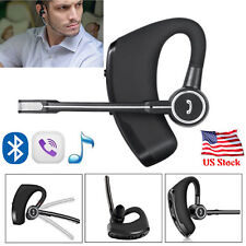 Hd Stereo Bluetooth Headset Wireless Headphone For Samsung Note 10 9 8 Lg G5 G6