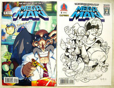 NEW Archie MEGA MAN Comic # 9 Reg & SKETCH Variant DR. WILY 1st Print SOLD OUT