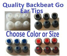 Replacement Memory Foam Silicone Ear Tips Ear Buds Plantronics Backbeat Go 2 3