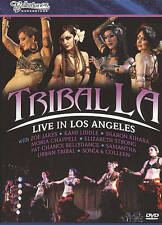 BELLYDANCE SUPERSTAR-TRIBAL LA LIVE DVD NEW