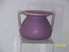 *Rookwood*c1927 Arts & Crafts Art Pottery Art Deco Wisteria Glaze Buttress Vase
