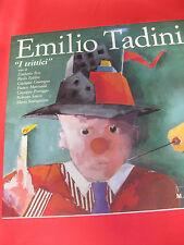 """EMILIO TADINI """" I Trittici """"   Marconi editore"""