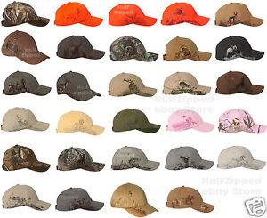 DRI DUCK - Wildlife Series Caps - Realtree Camo Hats 3253-3319 -Many Styles