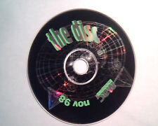 Cd The Disc Mac Addict Macintosh Nov 98 November