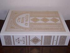 Easton Press Deluxe Limited Ed THE BOOK OF KELLS medieval illustrated manuscript