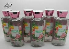 Bath & Body Works Shower Gel Watermelon Lemonade - Lot of 6
