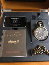 Ingersoll pocket watch the Trenton limited edition hand-wound I04901.READ PLEAS
