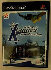 ESPN Winter X-Games Snowboarding für Playstation 2