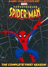 Spectacular Spider Man The Complete First Season 2 Discs 2009 DVD