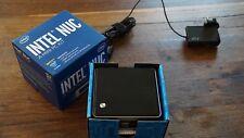 Intel NUC Mini PC with 128GB SSD, 4GB RAM and Windows 10 Home, model NUC5CPYH