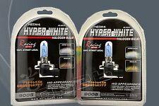 9005 Auto Halogen 2 Light Bulb Hyper White Xenon Gas Technology HID Appearance
