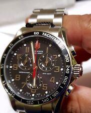 SWISS ARMY VICTORINOX 241443 Men's Watch  Steel Chrono Classic XLS WAS $695