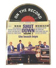 "2013 Panini Beach Boys Trading Cards ""On The Record"" Shut Down Vol. 2 Album #11"