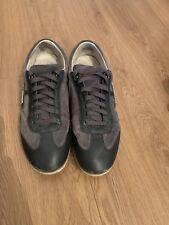 Original D&G men's shoes. Size 41. Material: Upper Leather & suede, grey colour.