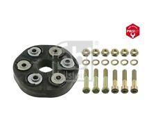 Propeller shaft propshaft flex joint disc kit Febi # 01975 # A1244100615 for MB