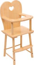 """Legler - Doll High Chair """"Nature"""" - 1162"""
