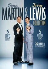 Dean Martin & Jerry Lewis Collection 6-disc R1 DVD BOXSET