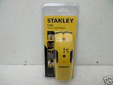 STANLEY S100 STUD FINDER SENSOR METAL & LIVE CABLE DETECTOR 0 77 403