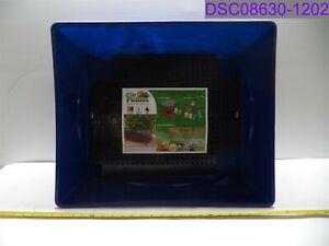 City Picker Raised Bed Grow Box Self Watering Cobalt Blue P/N 2348-1HD