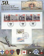 D-Day Landings Anniversary card, Caen pk