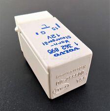 760-Volvo (1985-2000) 3-Pin Seat Belt Reminder Relay 1362895 5SA Hella 005552-00