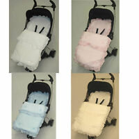Beautiful Frilly Broderie Anglaise Footmuff/ Cosy Toes For Bugaboo Bee Cameleon