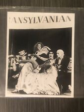 Rocky Horror Picture Show Transylvania -8 X 10 Photo - On Stage