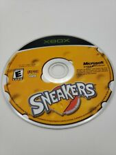 Sneakers (Microsoft Xbox, 2002) Disc ONLY! Tested-