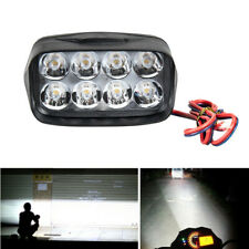 LED Work Headlights Super Bright Fog Spot Lamp for Car Motorcycle Boat Off Road