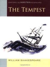 WILLIAM SHAKESPEARE __THE TEMPEST _ OXFORD SCHOOLS __ BRAND NEW __ FREEPOST UK