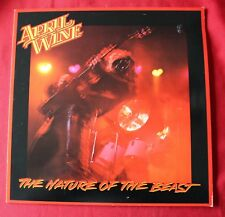 April Wine, the nature of the beast,  LP - 33 Tours