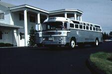 Peter Pan Bus Lines Gm Pd 4103 bus Kodachrome original Kodak slide