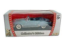 Diecast 1:43 Road Signature 1949 Cadillac Coupe de Ville Blue in Original box