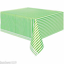 Plastic Tablecloth Table Cover Catering Party Events 3 Designs To Choose From