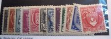 France Stamp Scott# B117-128 Arms of Various Cities 1940 Mnh C220