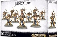 Warhammer Fantasy Age of Sigmar Stormcast Eternals JUDICATORS (10) New