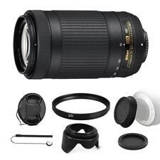 Nikon AF-P DX NIKKOR 70-300mm f/4.5-6.3G ED VR Lens + Kit