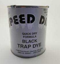 Andy Stoe's Speed Dip, Black, Quart, Trapping Dye