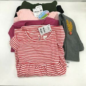 New Next Girls Kids Age 3 - 4 Years Mixed Clothes Bundle X 5 022447