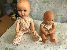 1972 Gerber Baby And 1999 Zapf Baby-cs