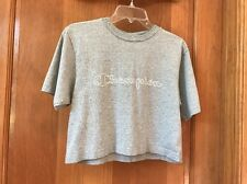 Vtg Woman's Champion Size Small Crop Top Made In USA 🇺🇸