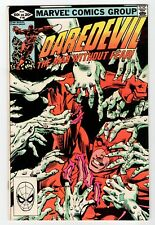 Marvel DAREDEVIL #180 - Miller Art - FN 1982 Vintage Comic