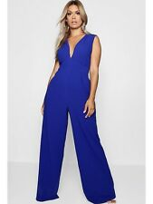 ff8432111aa Boohoo Polyester Plus Size Jumpsuits   Rompers for Women