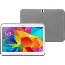 Funda de silicona Samsung Galaxy Tab 4 10.1 X-style gris