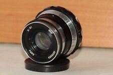 """INDUSTAR-61 """"ZEBRA"""" 2.8/53mm Leica soviet lens M39 Zorki FED RF made in USSR"""