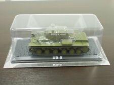1:43 KV-8 Flame Tank 1943, Kliment Voroshilov #20 Our Tanks Modimio (Nashi Tanki