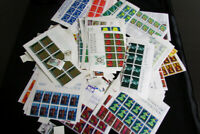 Liechtenstein Stamps Mint Hoard 1,660 Francs ($1,775.00 US Face)