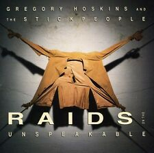 Raids On The Unspeakable - Gregory & The Stickpeople Hoskins (2008, CD NIEUW)