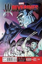 Wolverines # 16 NM Marvel (2015)